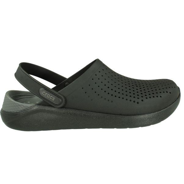 Babuche-Crocs-LiteRide-Preto-Masculino