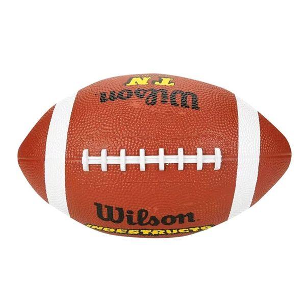 Bola-de-Futebol-Americano-Wilson-Indestructo-