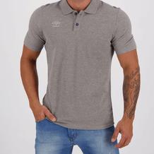 Camiseta-Umbro-FS-Class-Cinza-Frontal