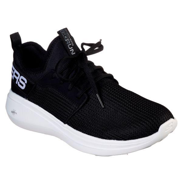 Tenis-Skechers-GO-Run-Fast-Valor-Preto-Branco
