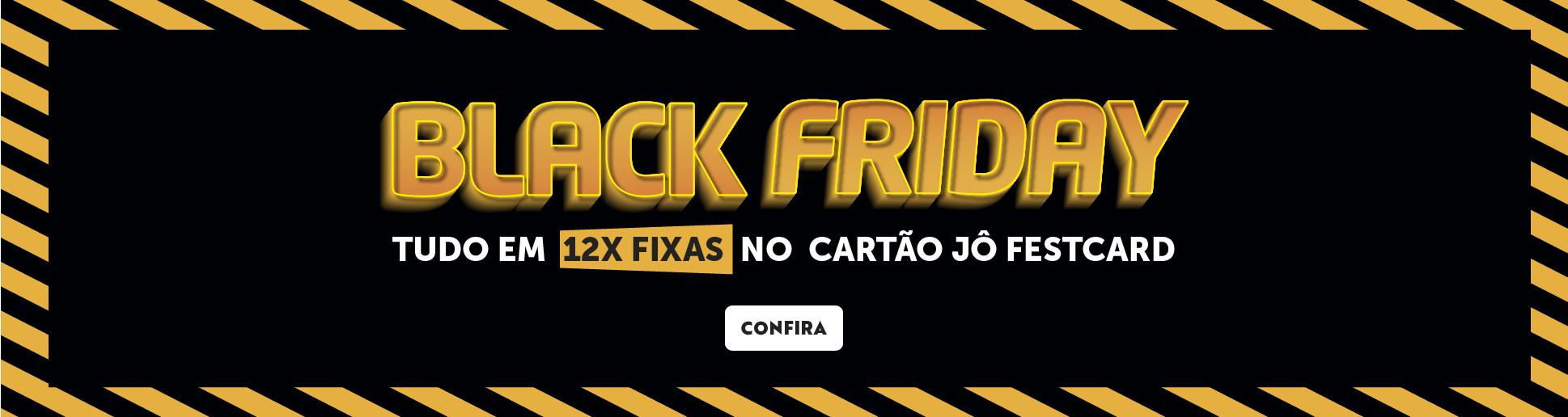 Black Friday Jô 2020