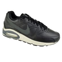 Tenis-Nike-Air-Max-Command-Leather-Preto-Masculino