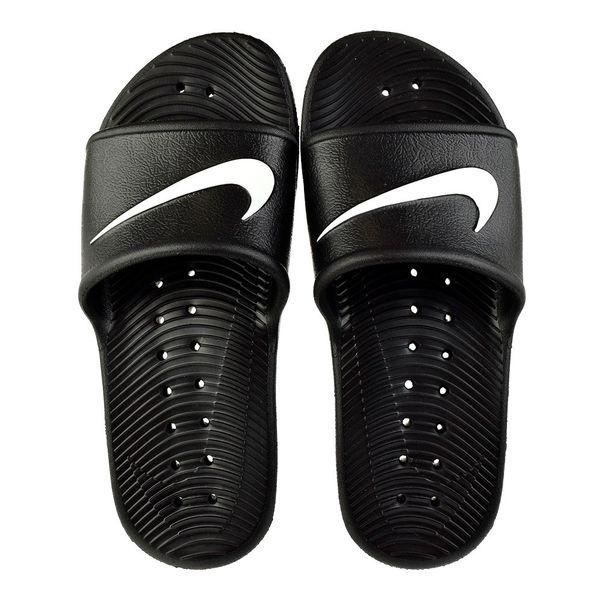 Chinelo-Slide-Menino-Nike-Kawa-Shower-Preto-Branco