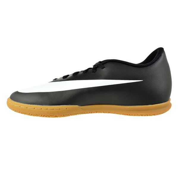 Tenis-Futsal-Nike-Bravatax-II-Preto-Branco-Masculino