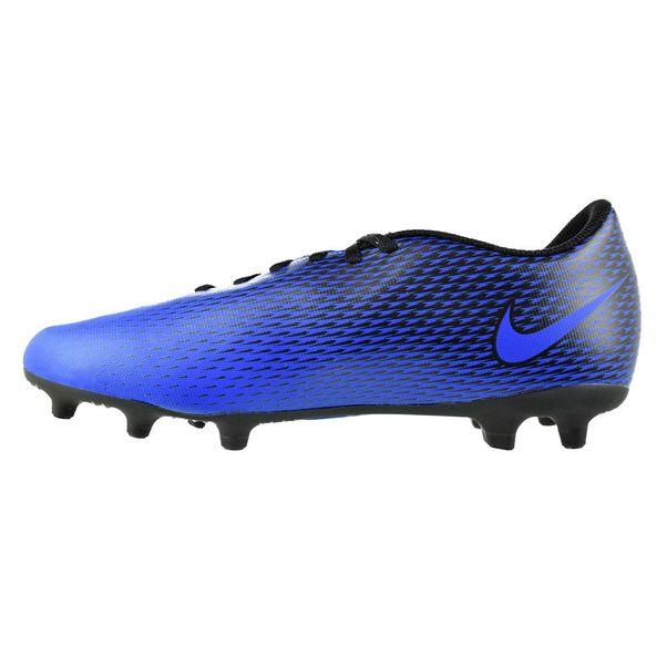 Chuteira-Campo-Nike-Bravata-II-Azul-Preto-Masculino