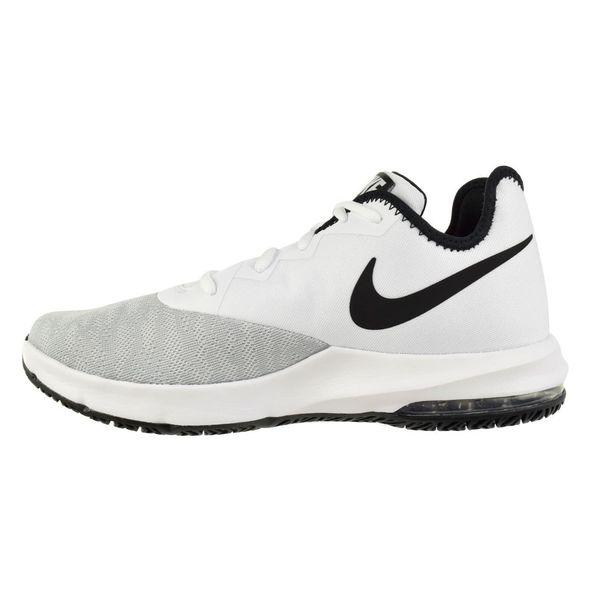 Tenis-Nike-Air-Max-Infuriate-III-White-Black-Masculino