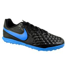 Chuteira-Society-Menino-Nike-Legend-8-Black-Blue