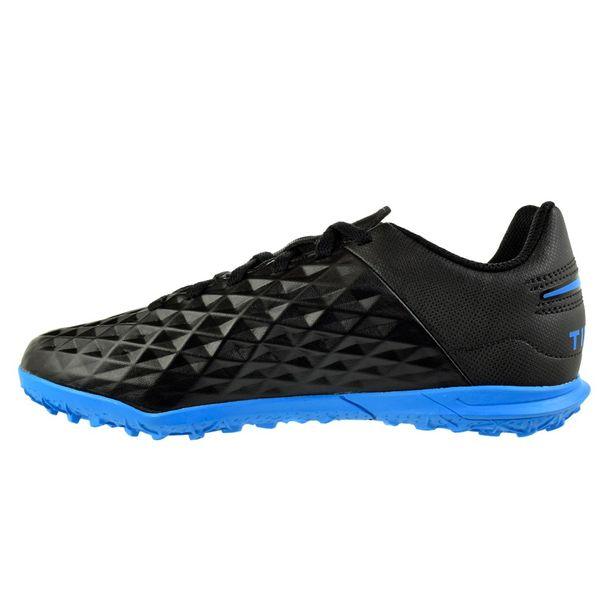 Chuteira-Society-Menino-Nike-Legend-8-Black-Blue