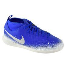 Tenis-Futsal-Menino-Nike-Phantom-VSN-Azul-Prata