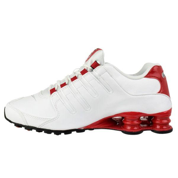 Tenis-Nike-Shox-NZ-White-Red-Masculino