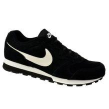 Tenis-Nike-Runner-2-Suede-Preto-Branco-