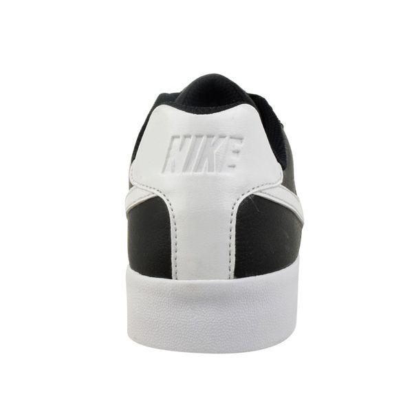 Tenis-Casual-Nike-Court-Royale-Preto-Branco-