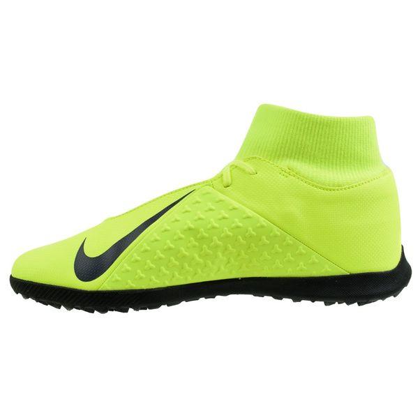 Chuteira-Society-Nike-Phantom-Vision-Verde-Preto