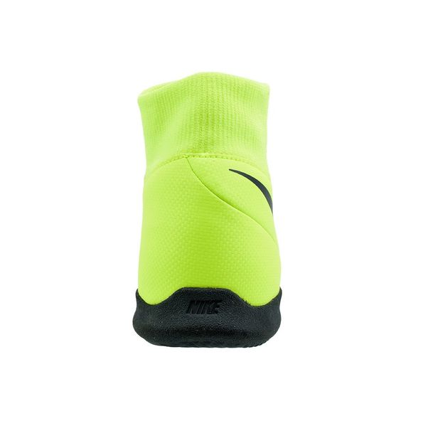 Tenis-Futsal-Nike-Phantom-Vision-Club-Verde-Preto