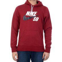 Moletom-Nike-Icon-Hoodie-Vinho-Branco