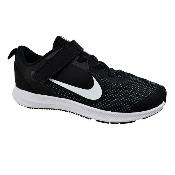 Tenis-Menino-Nike-Downshifter-9-Preto-Branco