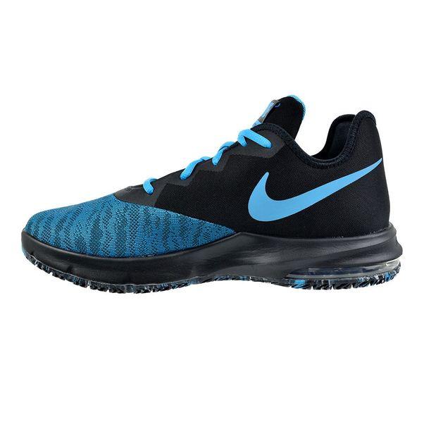 Tenis-Nike-Air-Max-Infuriate-III-Low-Black-Gold