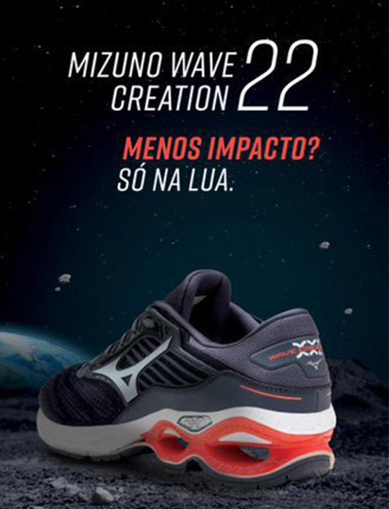 Mizuno Wave Creation 22 Mobile