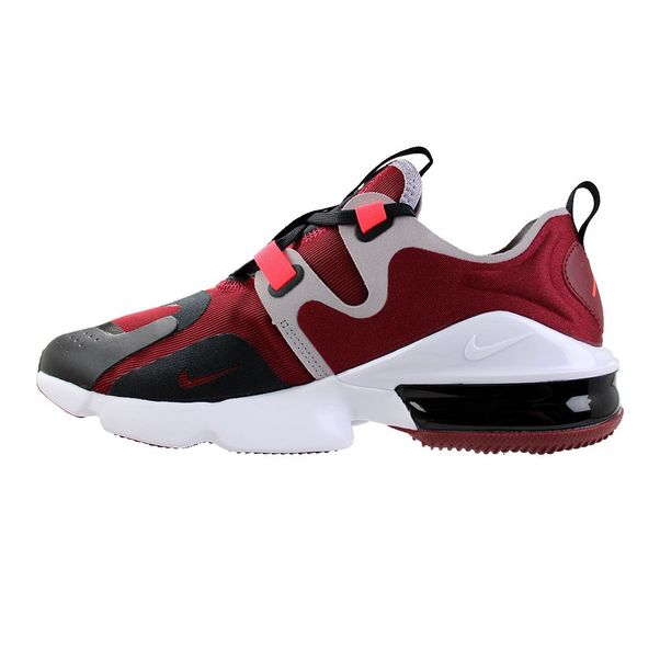 Tenis-Nike-Air-Max-Infinity-Vermelho-Preto
