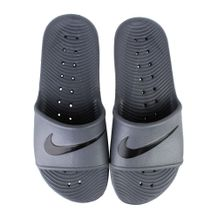 Chinelo-Slide-Nike-Kawa-Shower-Cinza-Preto