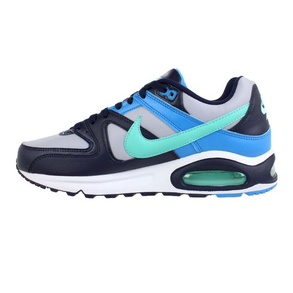 Tenis-Nike-Air-Max-Command-Navy-Green