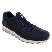 Tenis-Nike-Runner-2-Suede-Marinho-Preto-