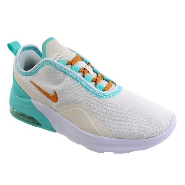 Tenis-Nike-Air-Max-Motion-2-Bege-Verde