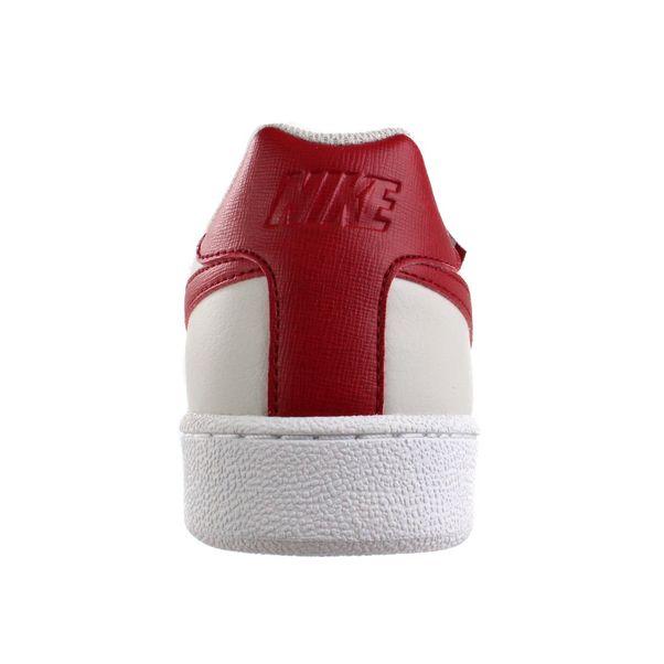 Tenis-Casual-Nike-Court-Royale-Bege-Vermelho