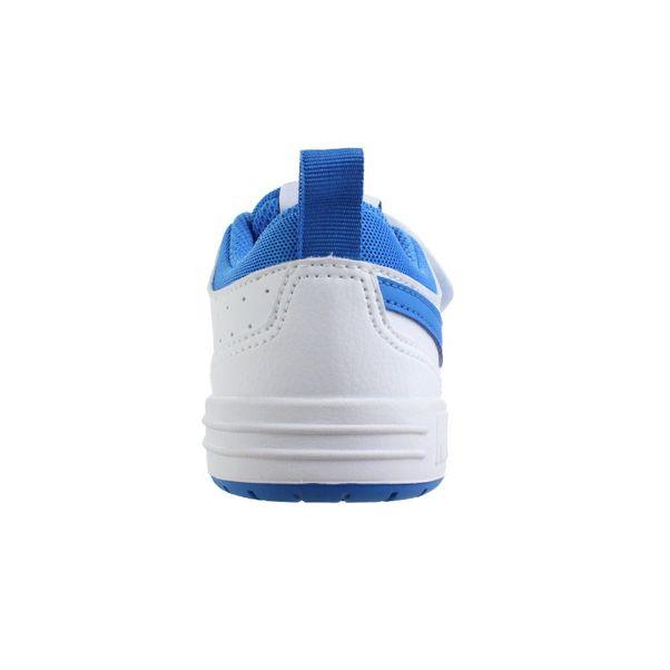Tenis-Casual-Infantil-Nike-Pico-5-Branco-Azul