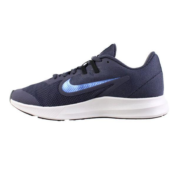 Tenis-Infantil-Nike-Downshifter-9-Cinza-Azul