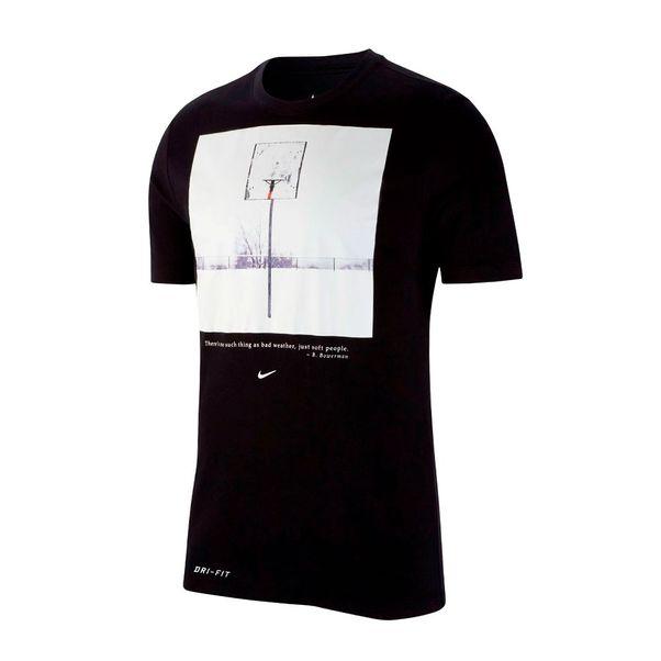 Camiseta-Nike-Dri-Fit-Basketball-Black-White