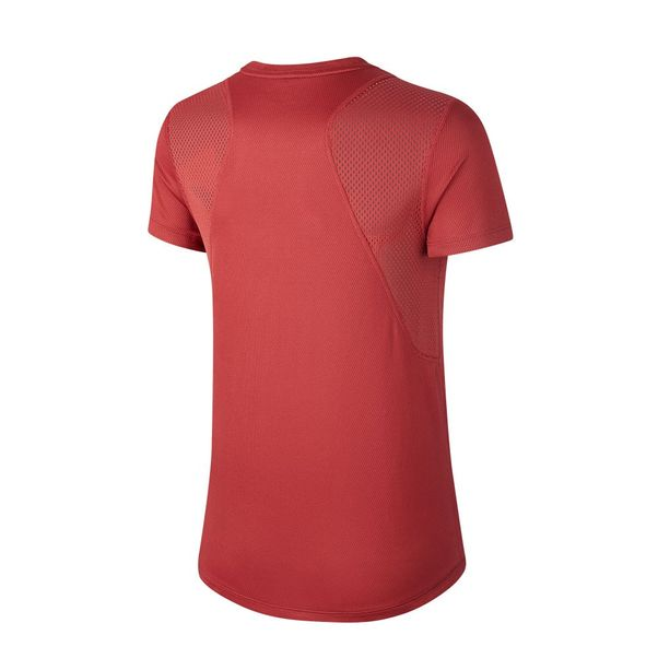 Camiseta-Nike-Sleeve-Top-Vermelho-Preto