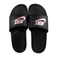 Chinelo-Slide-Nike-Benassi-JDI-Black-Pink-Unissex