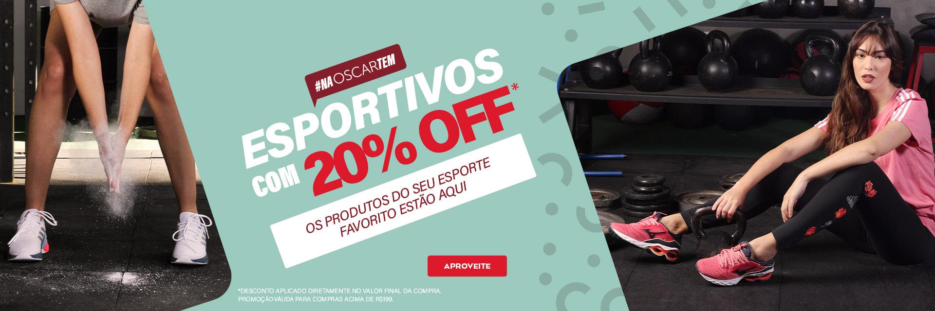 20% off Espotivos l Desktop