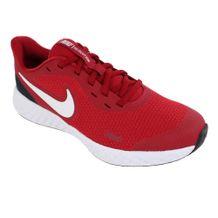 Tenis-Infantil-Nike-Revolution-5-Vermelho-Branco