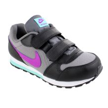 Tenis-Infantil-Nike-MD-Runner-2-Grey-Black