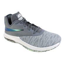 Tenis-Nike-Air-Max-Infuriate-III-Low-Cinza