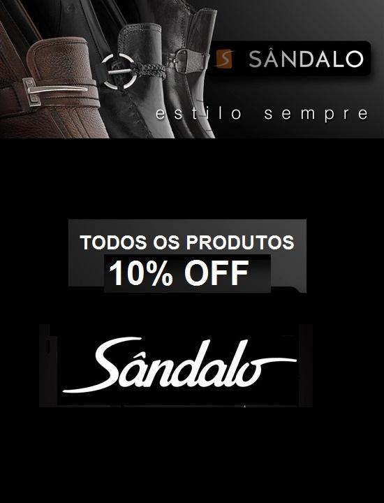 Banner 10%OFF Sândalo