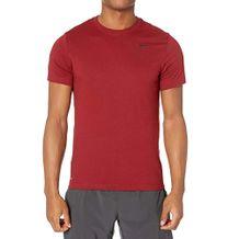 Camiseta-Nike-Run-Top-SS-Vermelho-Masculino