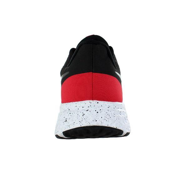 Tenis-Nike-Revolution-5-Black-Red-Masculino