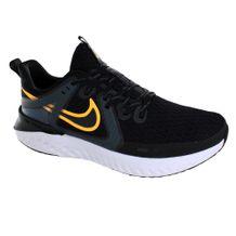 Tenis-Nike-Legend-React-2-Preto-Laranja