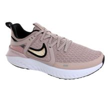 Tenis-Nike-Legend-React-2-Bege-Dourado
