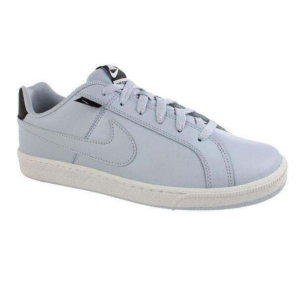 Tenis-Casual-Nike-Court-Royale-TAB-Cinza-Preto
