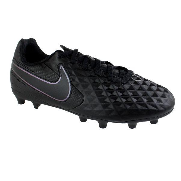 Chuteira-Campo-Infantil-Nike-Legend-8-Club-Preto