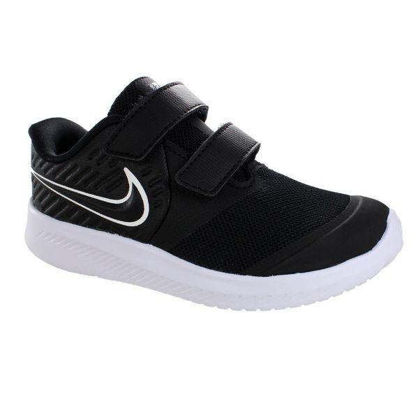 Tenis-Infantil-Nike-Star-Runner-2-Black-White