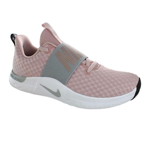 Tenis-Nike-Renew-In-Season-Rosa-Cinza