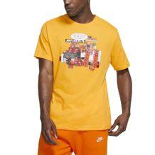 Camiseta-Nike-Sportswear-Yellow-White