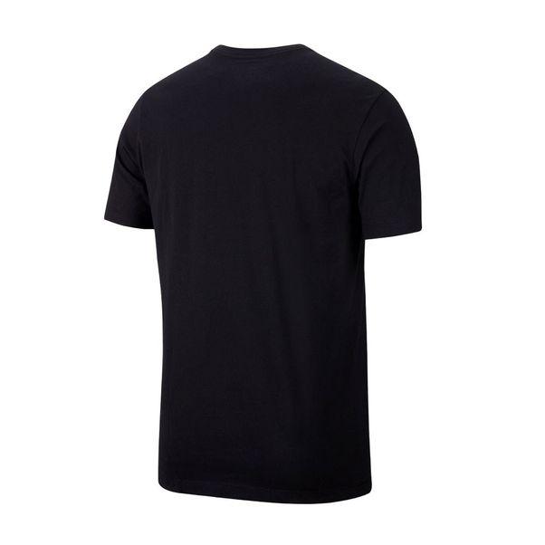 Camiseta-Nike-Sportswear-Black-White