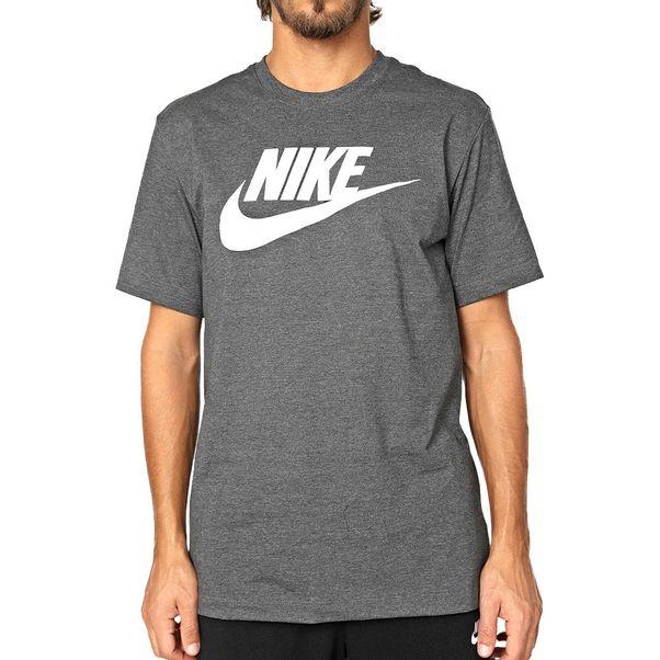 Camiseta-Nike-Tee-Icon-Futura-Grey-White