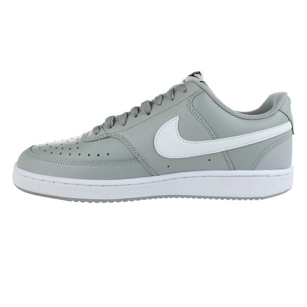 Tenis-Casual-Nike-Court-Vision-LO-Cinza-Branco